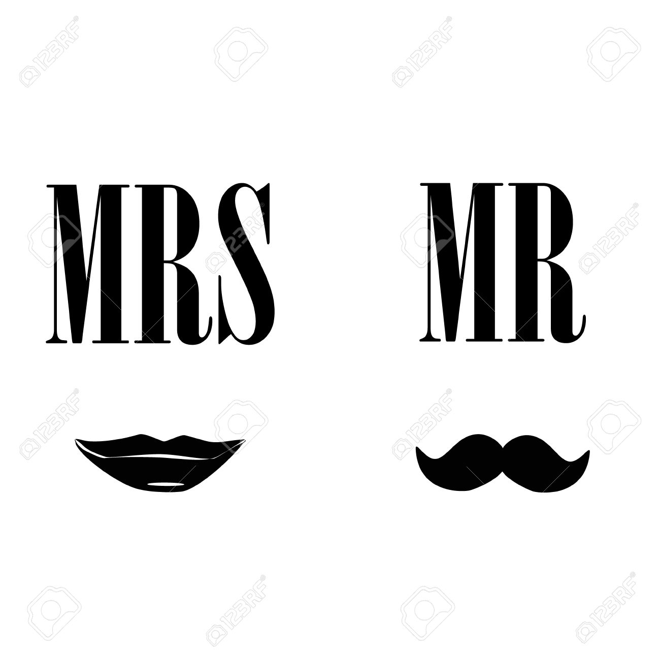 55,367 Mustache Stock Vector Illustration And Royalty Free.