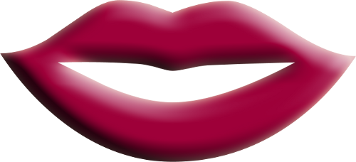 Free vector lips clipart image 0 3.