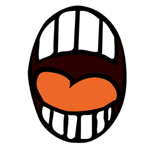 Mouth Clip Art Free.