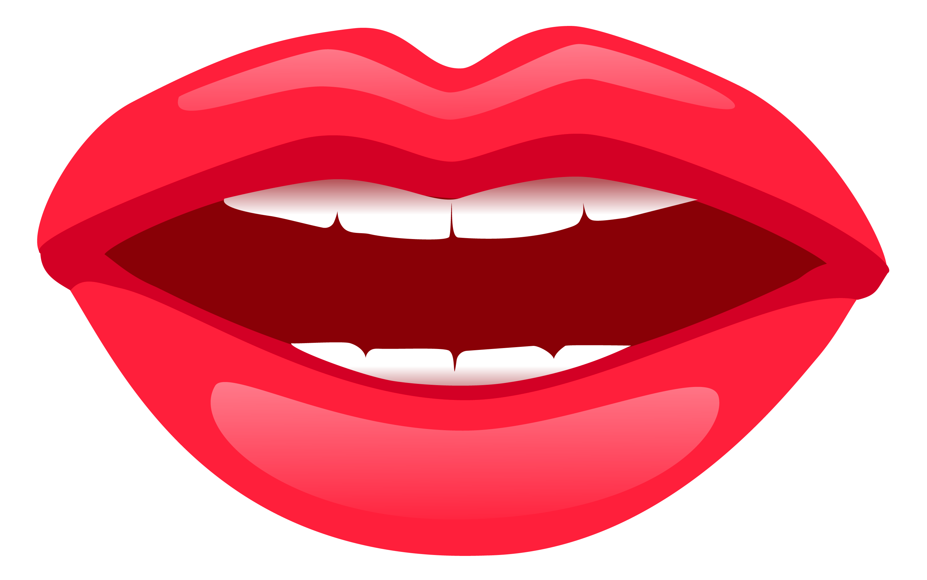 Mouth PNG Transparent Image.