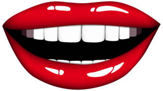 Closed Mouth Clipart Download.