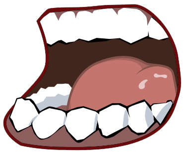Mouth Clipart Transparent Clipground