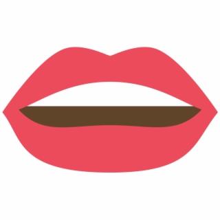 Lips Emoji Png.