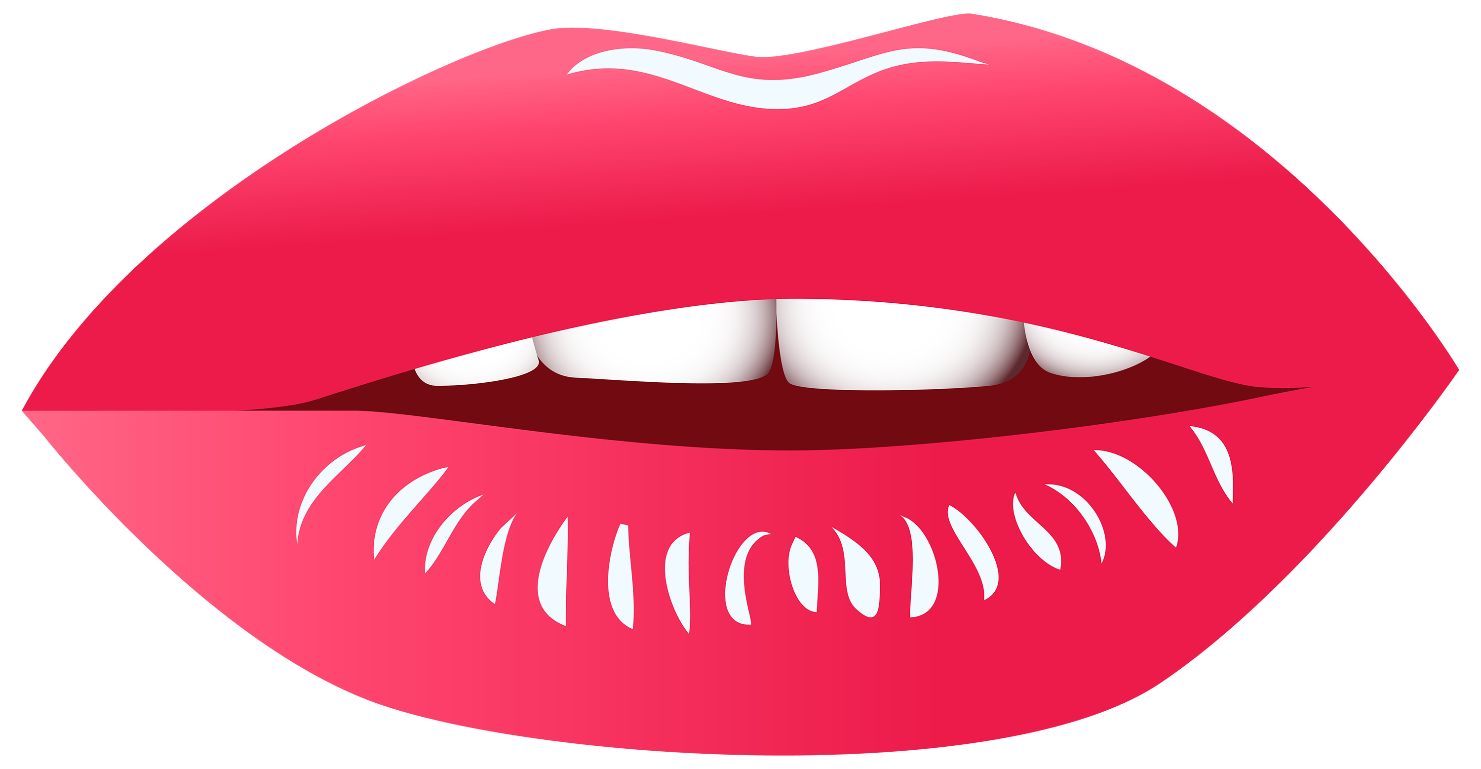 Mouth PNG Clipart.