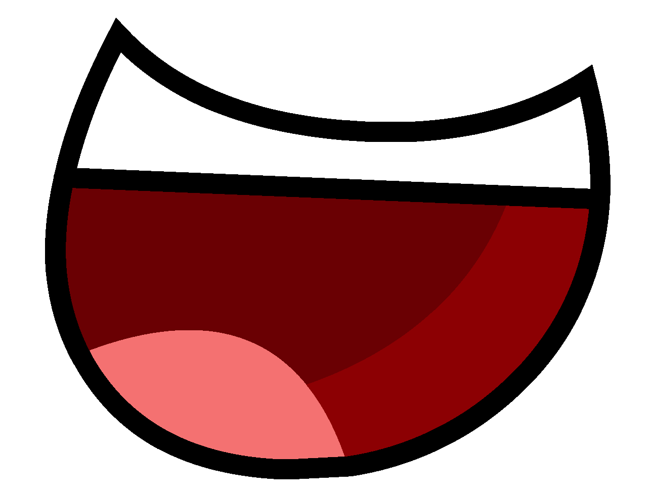 Open Mouth Clipart.