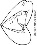 Open mouth Clipart and Stock Illustrations. 6,253 Open mouth.