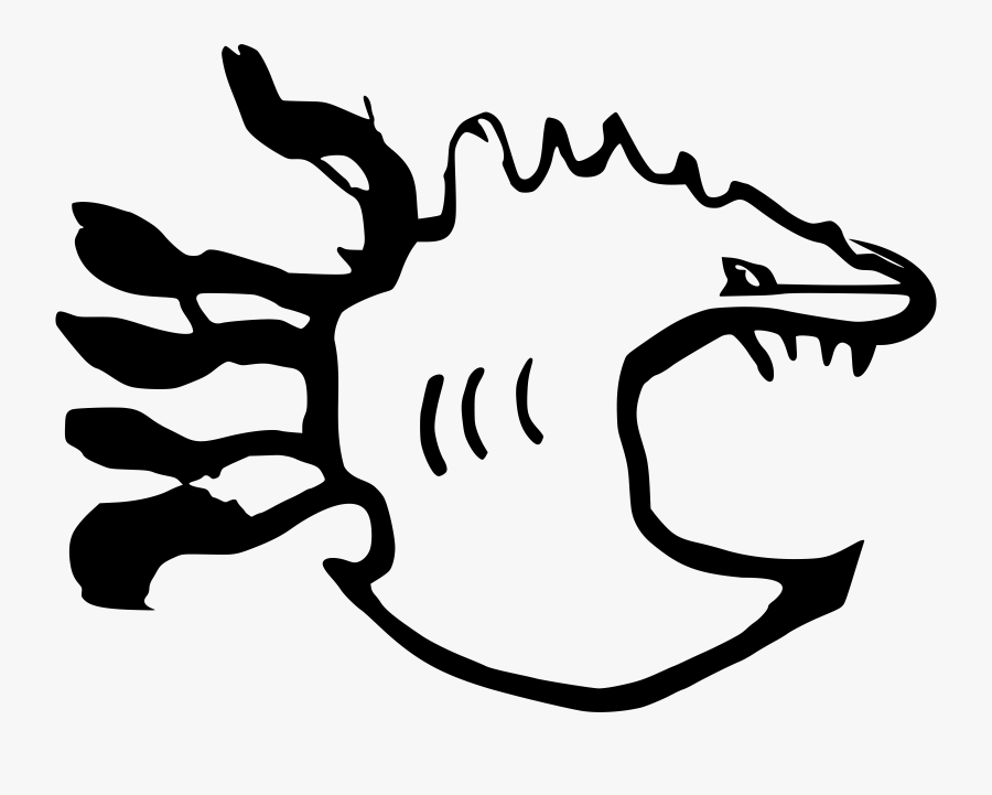 Clipart Fish Outline.