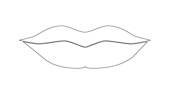 Mouth+Template+Printable.