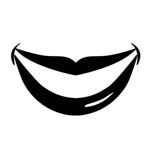 Mouth smile clip art free clipart image 4   Gclipart.
