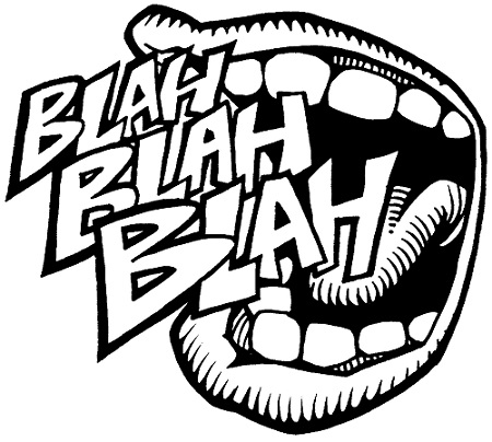 Talking Mouth Clipart.