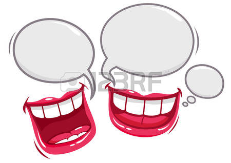 3,301 Speaking Mouth Stock Vector Illustration And Royalty Free.