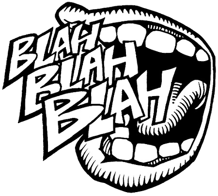 Mouth Talking Clipart Transparent Png.