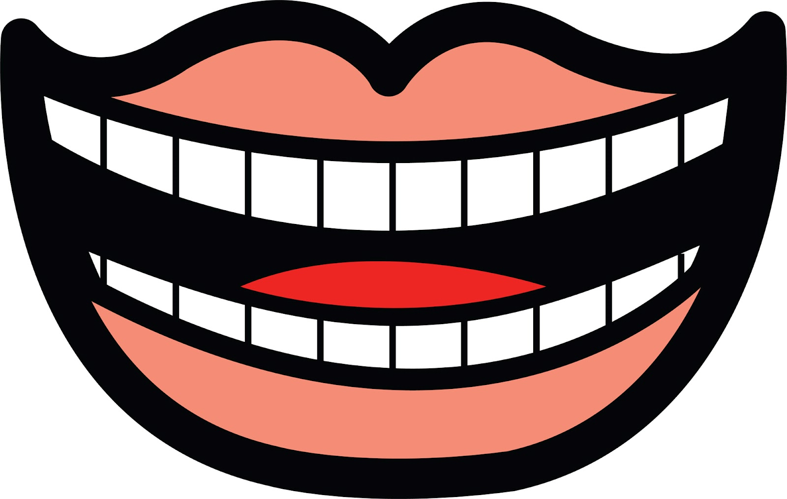 Quiet Mouth Clipart.