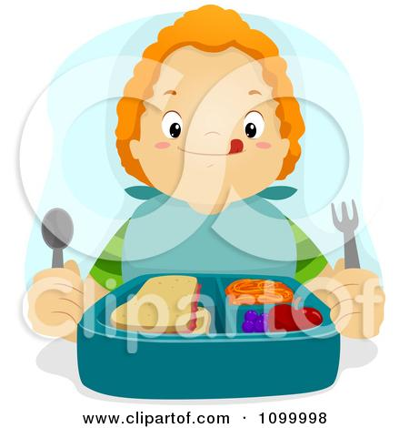 Mouth Watering Clipart.
