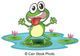 Young frog Illustrations and Clip Art. 591 Young frog royalty free.