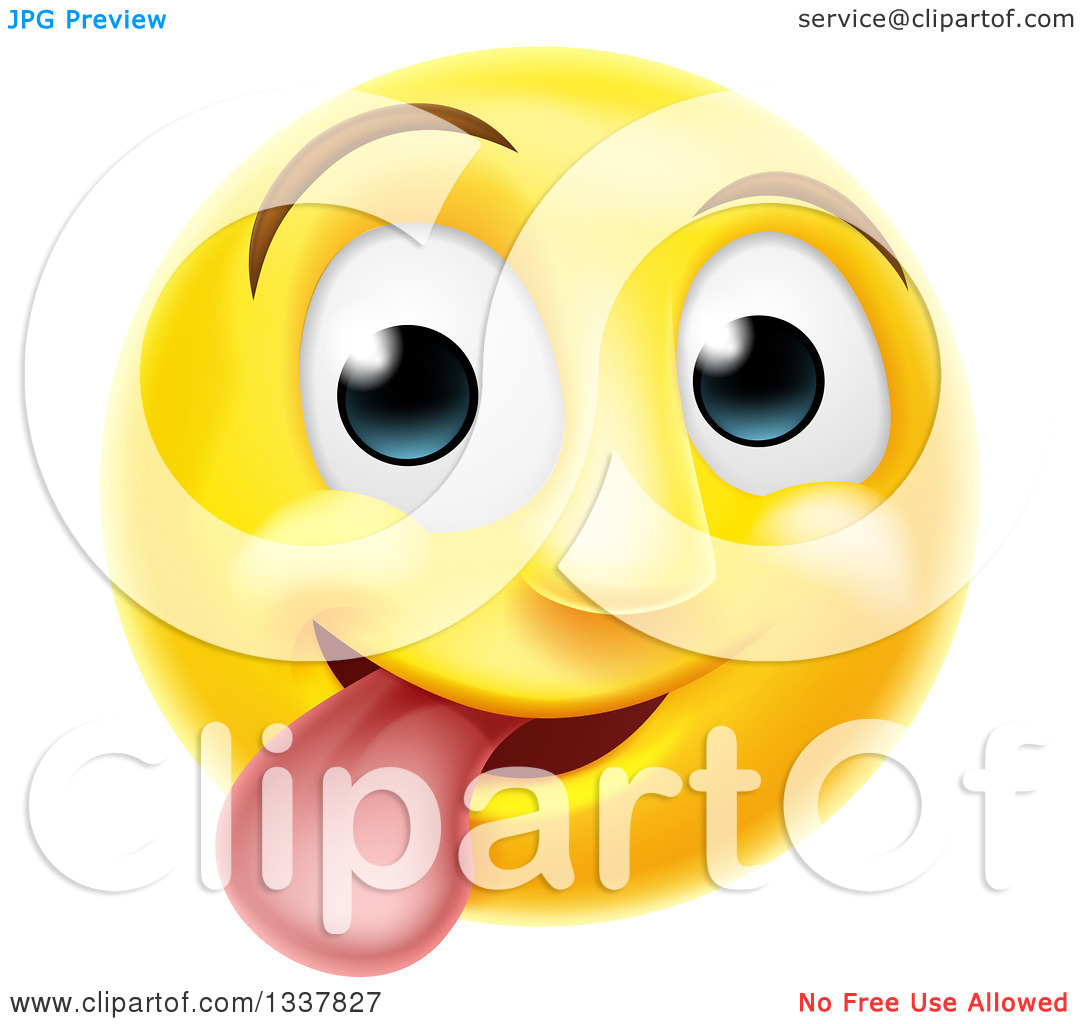Emoji mouth clipart free.