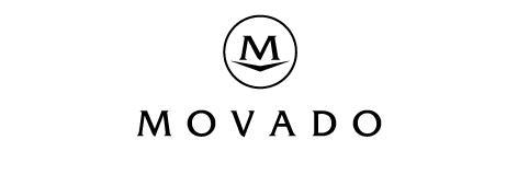 Movado Logos.