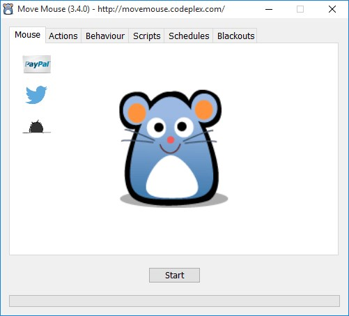 Move Mouse Alternatives and Similar Software.