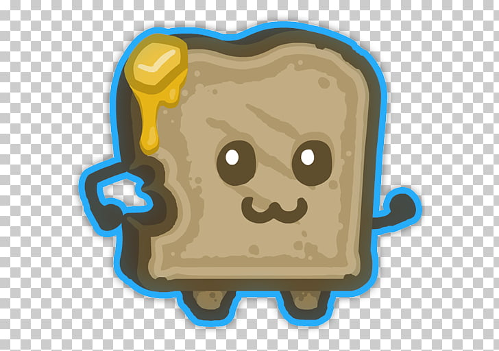 Move or Die Toast OPSkins Video game, toast PNG clipart.