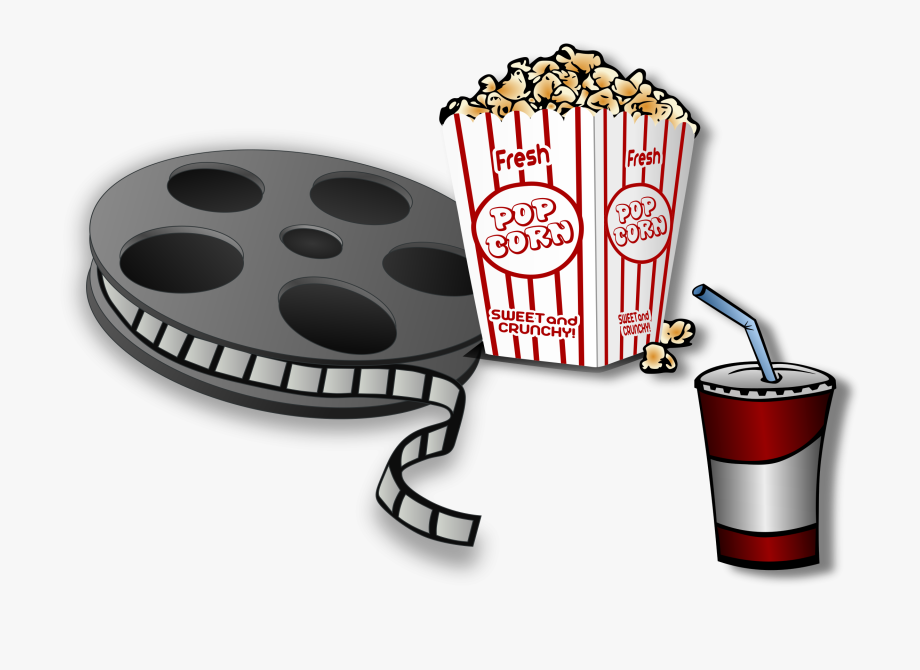 Movie Time Clipart, Cliparts & Cartoons.