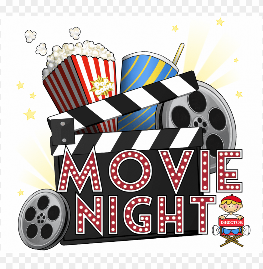 movies clipart PNG image with transparent background.