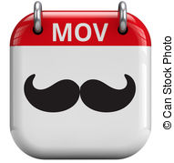Movember Illustrations and Clipart. 88 Movember royalty free.