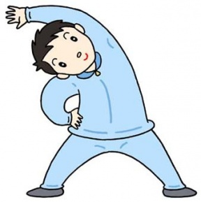 Body Stance And Movement Clipart.