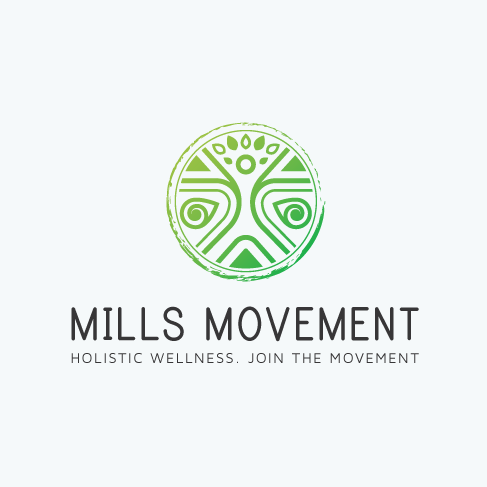 Create a rallying cry logo for a movement of radical health.