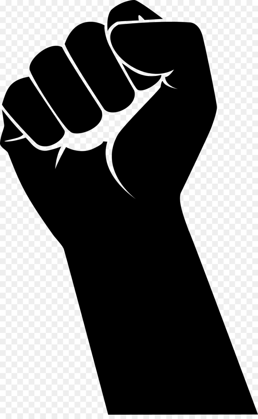 Men's Rights Movement Raised Fist Symbol #256751.