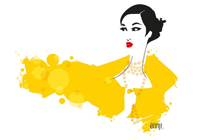 12 Fierce Female Fashion Illustrators You Need to Follow.