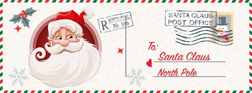 Letters to Santa from Mövenpick Hotel JLT.