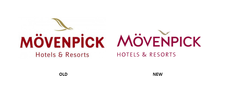 Unveiling of Movenpick Hotels and Resorts New Logo Design.