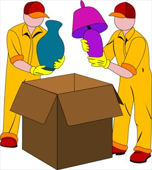 Movers Clipart.