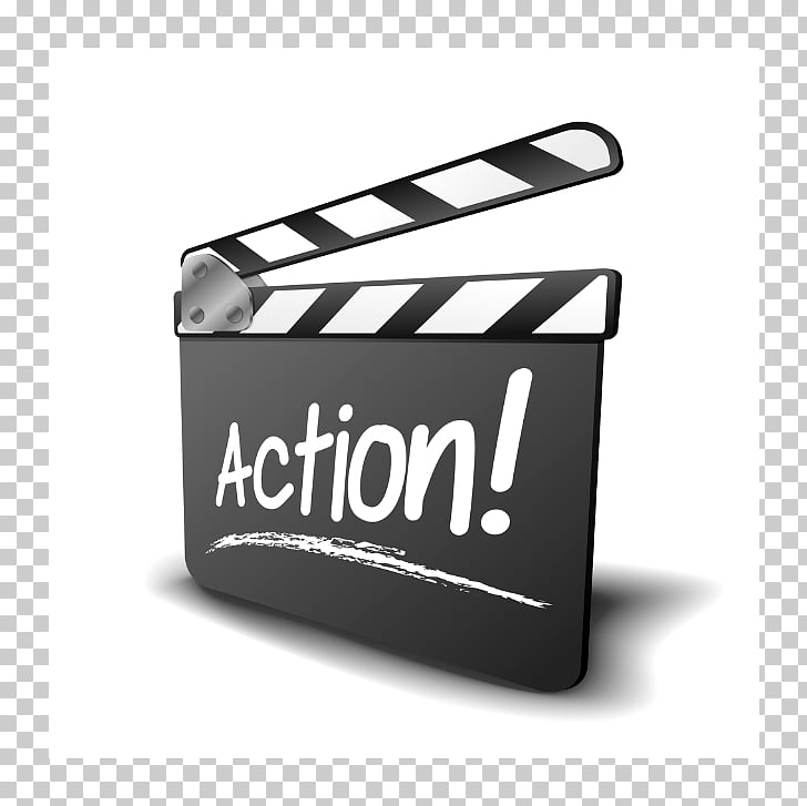 Clapperboard graphics Illustration Film, action movies PNG.