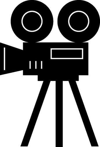 Lights Camera Action Lady Maylis Boardman Clipart Best.