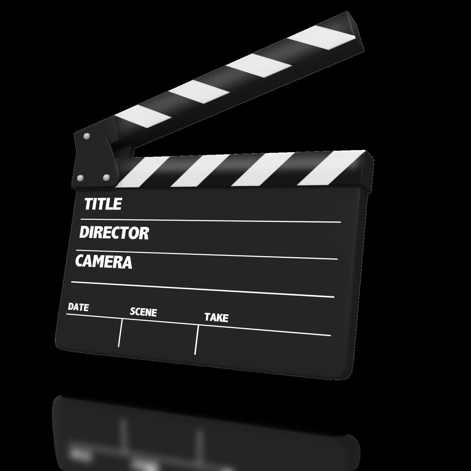 Film clipart film action, Film film action Transparent FREE.