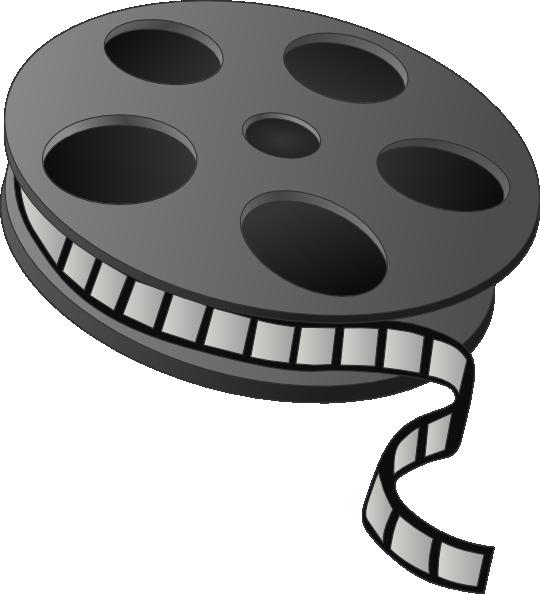 Best Movie Reel Clip Art #17533.