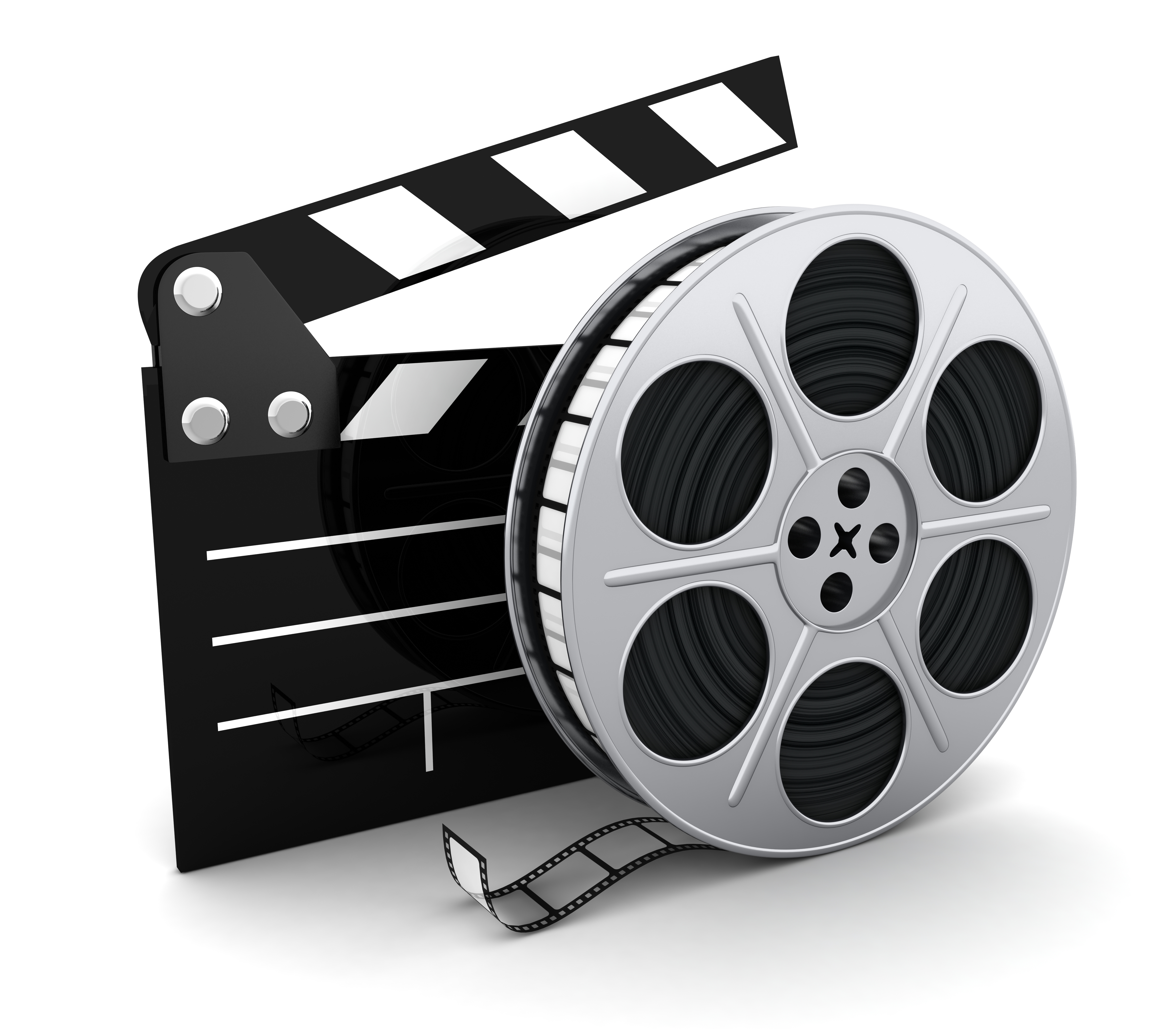 Movie Clipart Free.