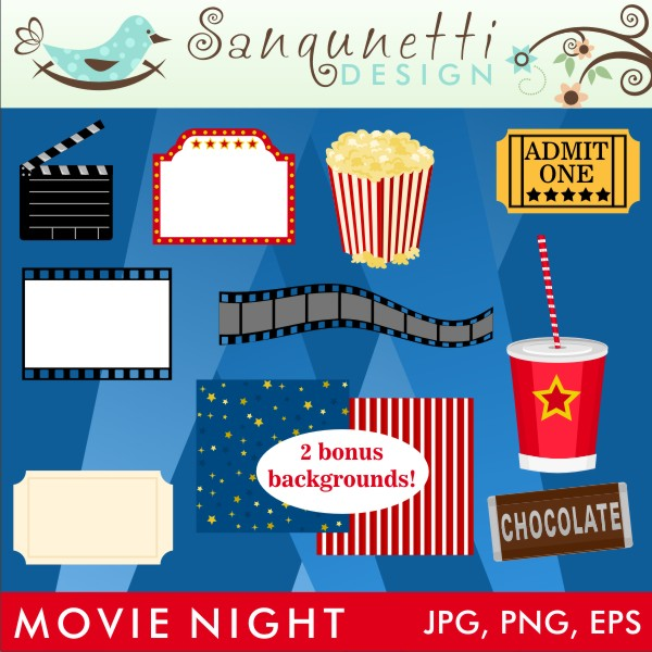 Movie clipart free download.