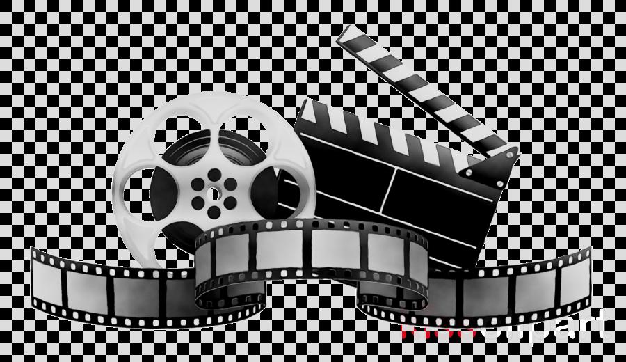 Movie Logo clipart.