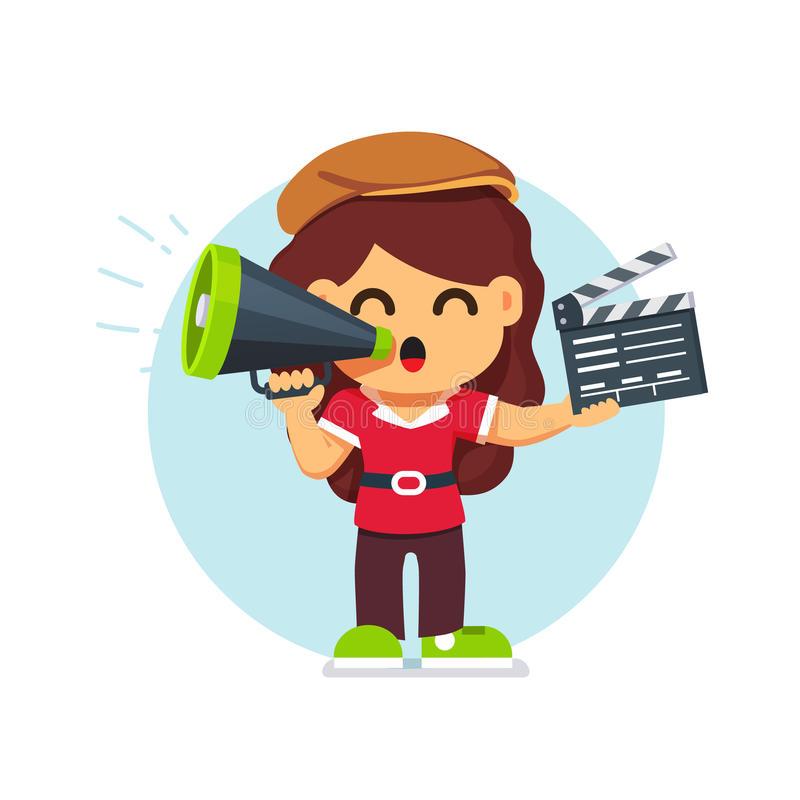Movie Directors Stock Illustrations.