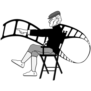 movie director clipart, cliparts of movie director free.