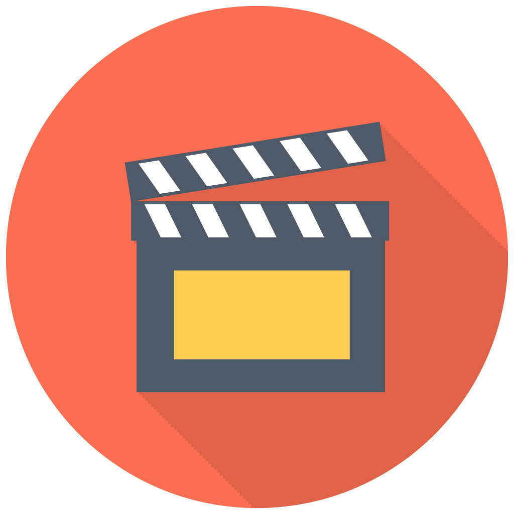 Movie Icon Png #253686.