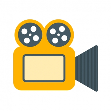 Movies Icon PNG Images.