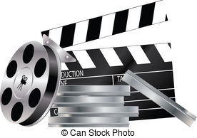 Movie production Vector Clipart Royalty Free. 6,058 Movie.