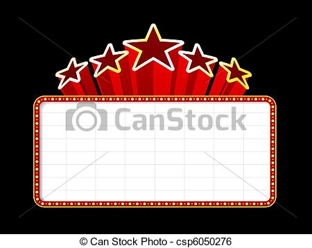 Movie marquee Illustrations and Clipart. 958 Movie marquee royalty.