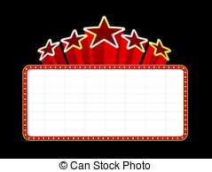 Movie marquee Illustrations and Clipart. 1,434 Movie marquee.