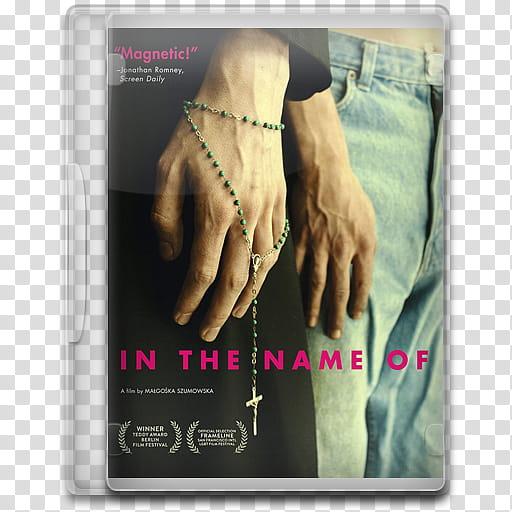 Movie Icon Mega , In the Name of, In The Name of DVD case.