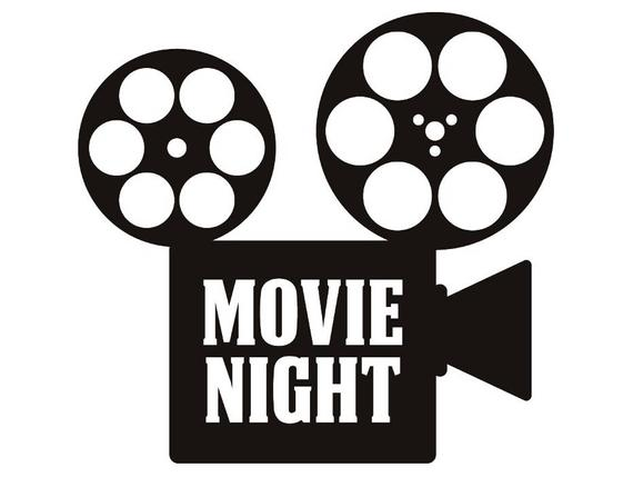 Movie Night Clipart Black And White (93+ images in.