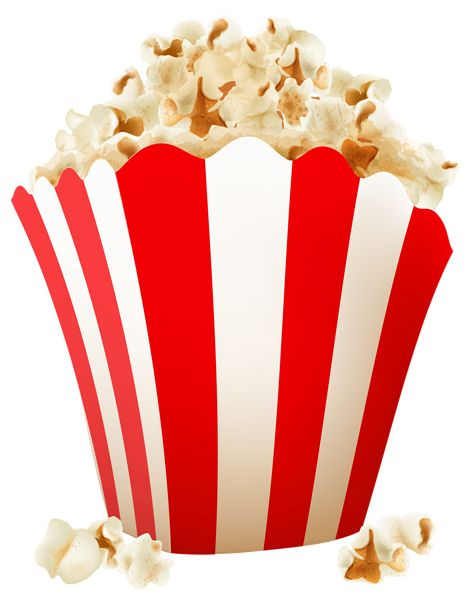 Popcorn clipart images on clip art movie.
